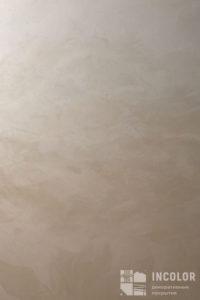 покрытие для стен, гладкий шелк с переходом цвета