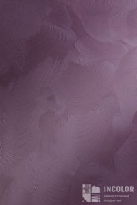 Декоративное покрытие, матовый драпированный шелк